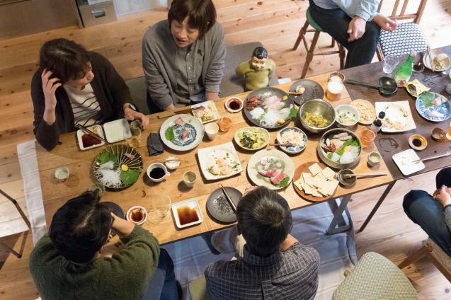 小豆島のお刺身とクラフトビールの会_e0369736_10275161.jpg