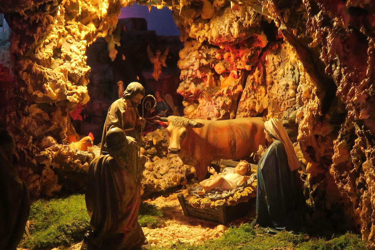 修道院プレゼーペと映画『Il Primo Natale』_f0234936_6245134.jpg