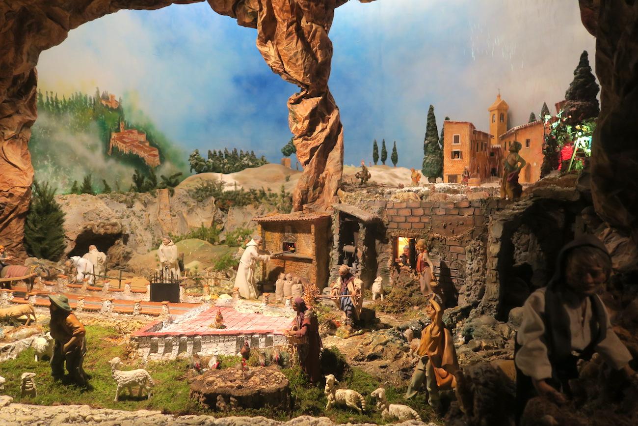 修道院プレゼーペと映画『Il Primo Natale』_f0234936_7232341.jpg