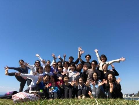 待ちきれず! Beach Mayu Yoga 2020@葉山一色海岸 始まります♪_a0267845_15061929.jpg