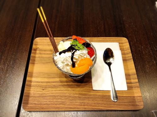 喫茶SyaLuLu (シャルル)_e0292546_03044565.jpg