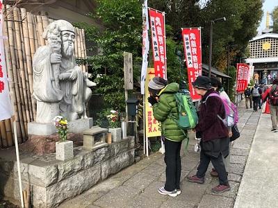 武蔵野吉祥七福神巡りウォーク_f0019247_16205293.jpg
