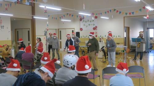 クリスマスコンサート_c0350752_17021951.jpg