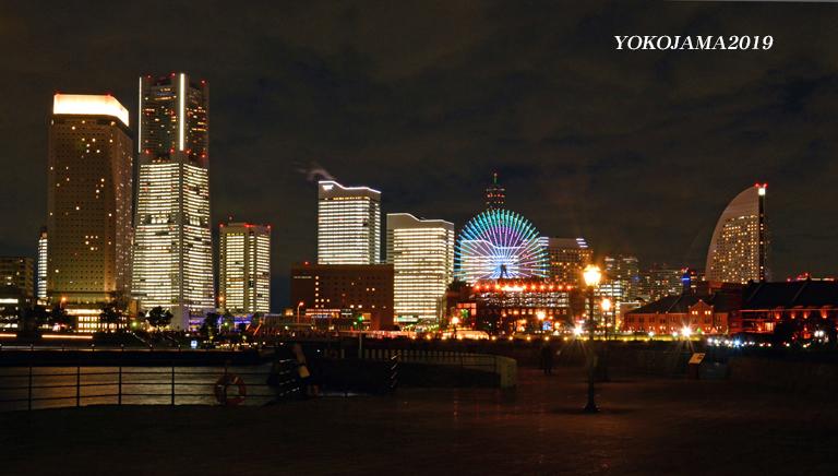一夜限りのイルミネーション『そうだ 横浜、行こう』③_d0251161_17101950.jpg