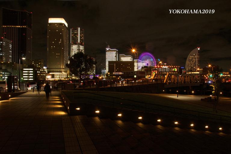 一夜限りのイルミネーション『そうだ 横浜、行こう』③_d0251161_17195568.jpg