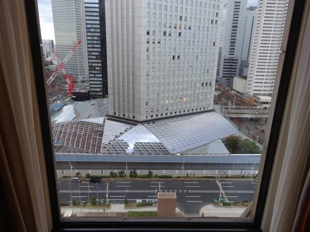 「ハイアットリージェンシー東京」に無料宿泊 (2)_b0405262_20585683.jpg
