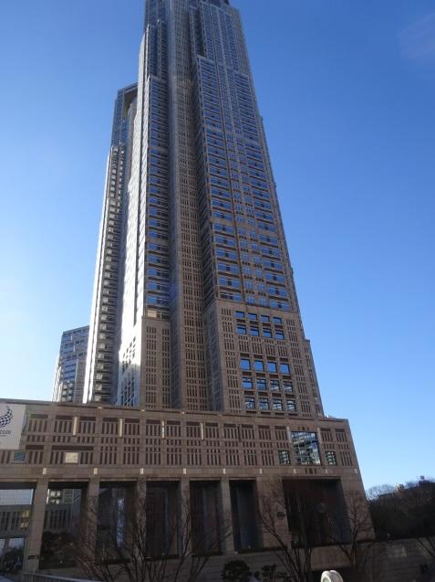 「ハイアットリージェンシー東京」に無料宿泊 (3) 初詣_b0405262_22592680.jpg