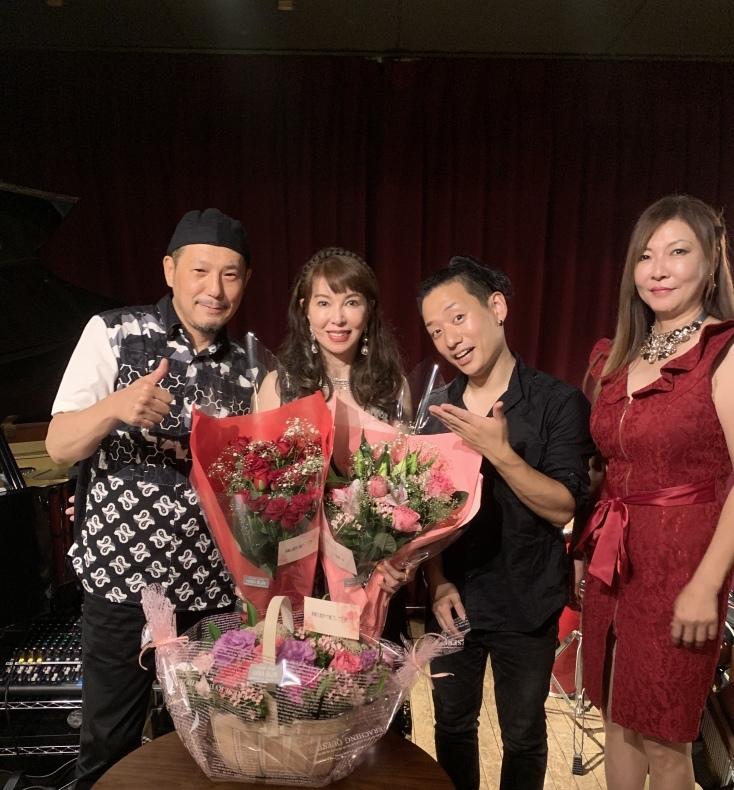 Rico Yuzen Japan & Los Angeles Tour, Autumn 2019♬_a0385974_17311411.jpeg
