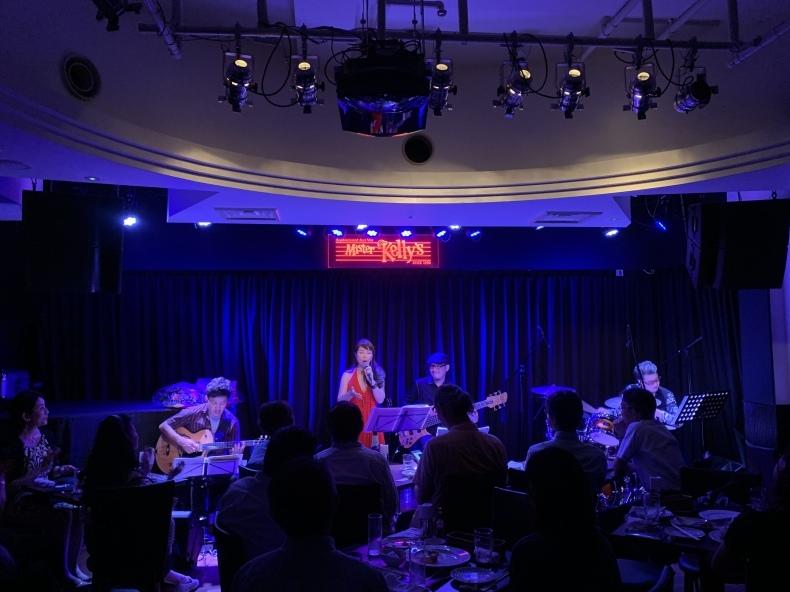 Rico Yuzen Japan & Los Angeles Tour, Autumn 2019♬_a0385974_17325702.jpeg
