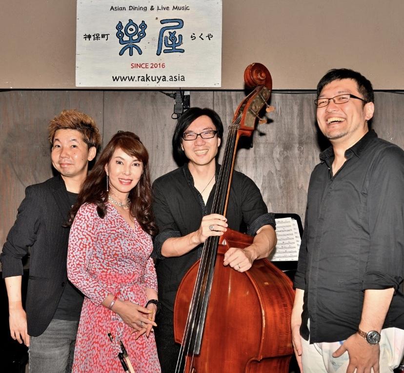 Rico Yuzen Japan & Los Angeles Tour, Autumn 2019♬_a0385974_17341535.jpeg