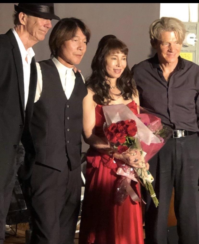Rico Yuzen Japan & Los Angeles Tour, Autumn 2019♬_a0385974_17374666.jpeg