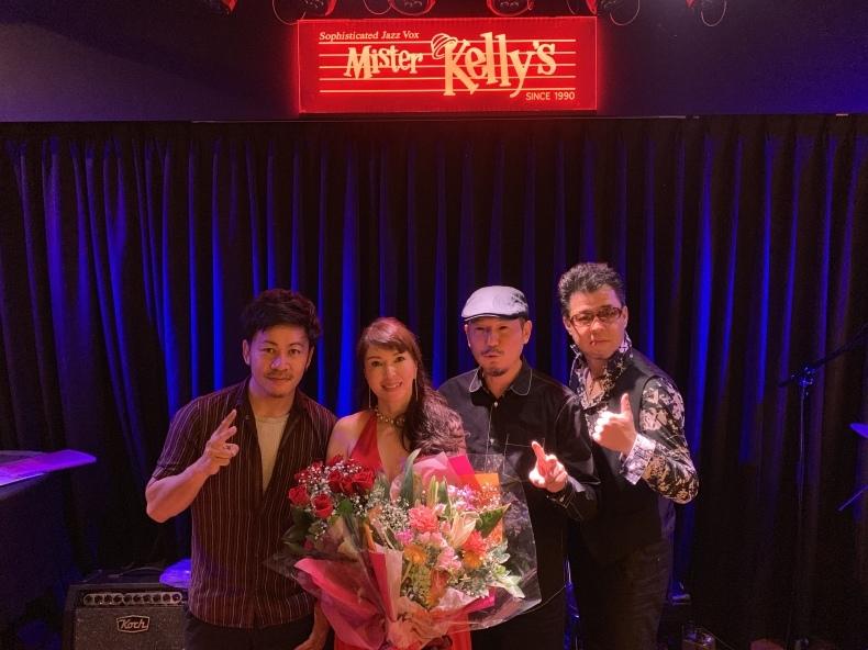 Rico Yuzen Japan & Los Angeles Tour, Autumn 2019♬_a0385974_18520034.jpeg