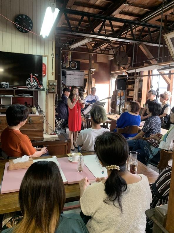 Rico Yuzen Japan & Los Angeles Tour, Autumn 2019♬_a0385974_18555013.jpeg