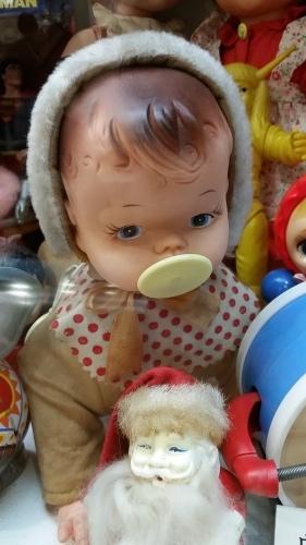 2020/01/09 店主の今の心境を現した人形ですw_b0164774_18214745.jpg