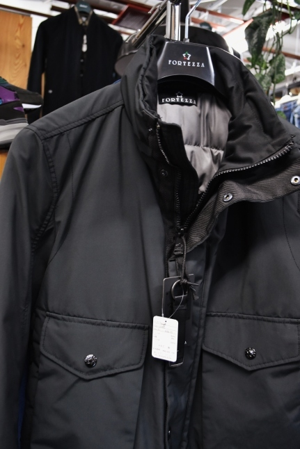 FORTEZZA Italy  STAND PUFF JACKET_d0152280_11120326.jpg