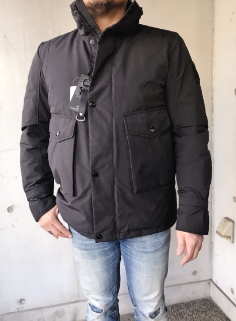 FORTEZZA Italy  STAND PUFF JACKET_d0152280_11173665.jpg