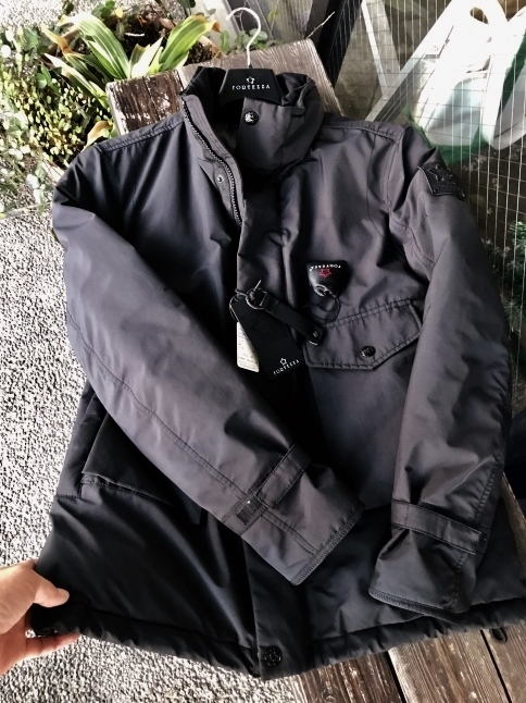 FORTEZZA Italy  STAND PUFF JACKET_d0152280_11174521.jpg