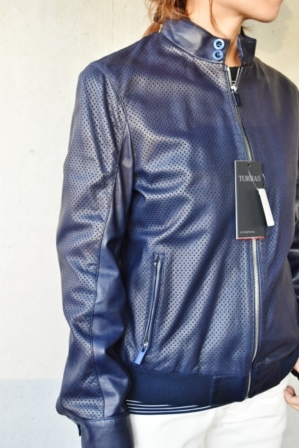 FORTEZZA Italy  STAND PUFF JACKET_d0152280_11255021.jpg
