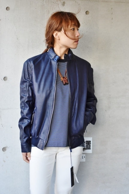 FORTEZZA Italy  STAND PUFF JACKET_d0152280_11255773.jpg