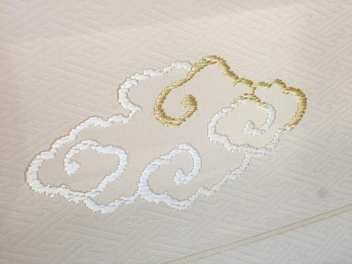 """袋帯 """"彩雲""""  <増盛 謹製>_d0159384_23291831.jpg"""