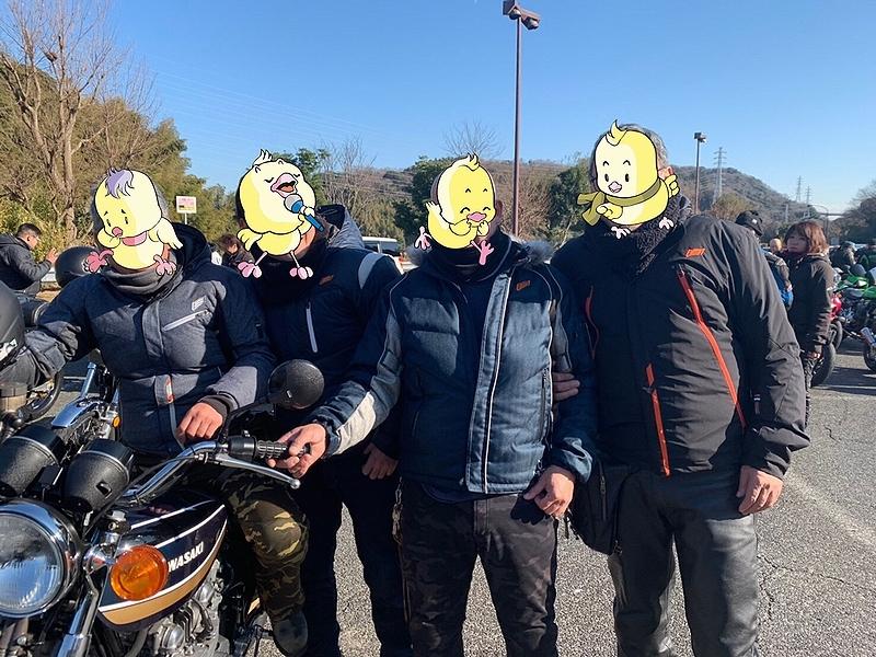 新春走行会 Moto Style_f0158186_20375056.jpg
