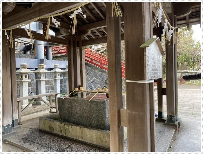 お正月休み最後の1日、別府での初詣は、初めての朝見神社でした\\(>3(O^-)/ウフ☆_b0175688_00473030.jpg