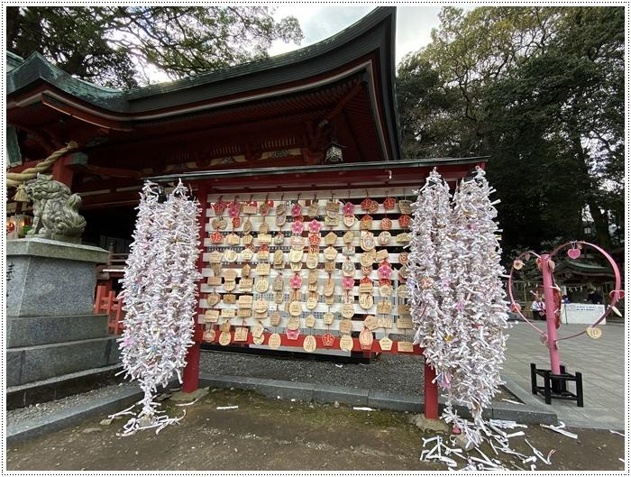 お正月休み最後の1日、別府での初詣は、初めての朝見神社でした\\(>3(O^-)/ウフ☆_b0175688_00542365.jpg