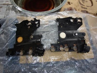 メルセデスベンツ E240 車検整備とAT整備_c0267693_18272456.jpg