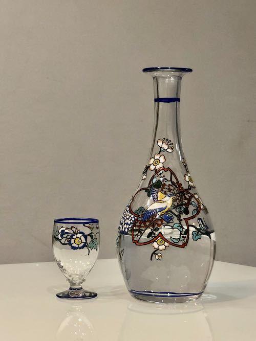 Sevres Enamel Liqueur glass_c0108595_23442855.jpeg