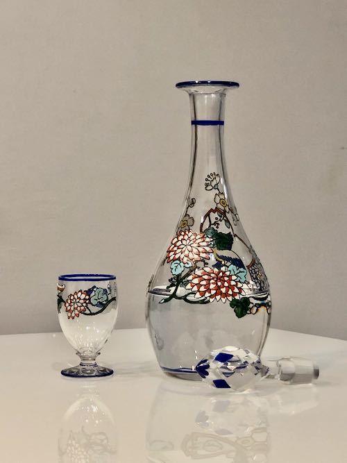 Sevres Enamel Liqueur glass_c0108595_23443106.jpeg