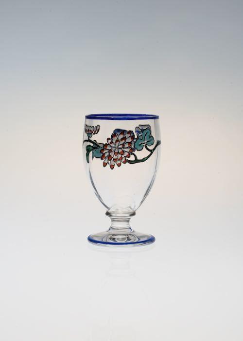 Sevres Enamel Liqueur glass_c0108595_23461428.jpeg