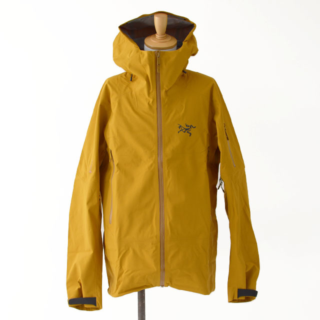 ARC\'TERYX [アークテリクス正規代理店] Sabre AR Jacket Men\'s [24002] セイバー AR ジャケット ・GORE-TEX・・ウエア・BIRD AID  MEN\'S _f0051306_15112866.jpg