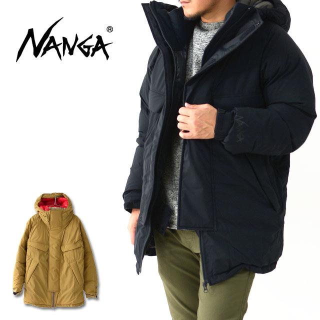 NANGA [ナンガ] MOUNTAIN BELAY COAT [530MOBL19] マウンテンビレーコート・ダウンジャケット・アウター・MEN\'S _f0051306_17283144.jpg
