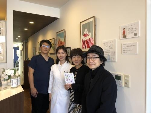 松尾たいこさん『コロコロ古事記』原画展@おおはし歯科医院(1)_e0279107_01061702.jpg