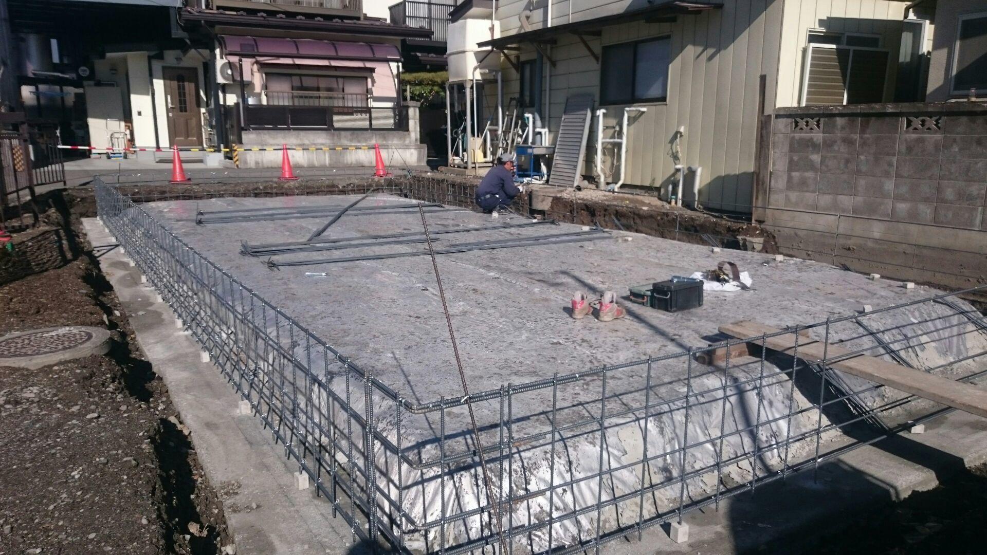 下諏訪町 K様邸 基礎工事_e0347716_13542462.jpg