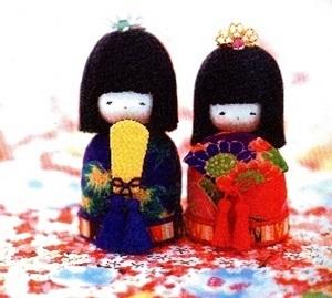 2月14日(金)正絹ちりめん布で作るお雛さま_c0110117_11532443.jpg