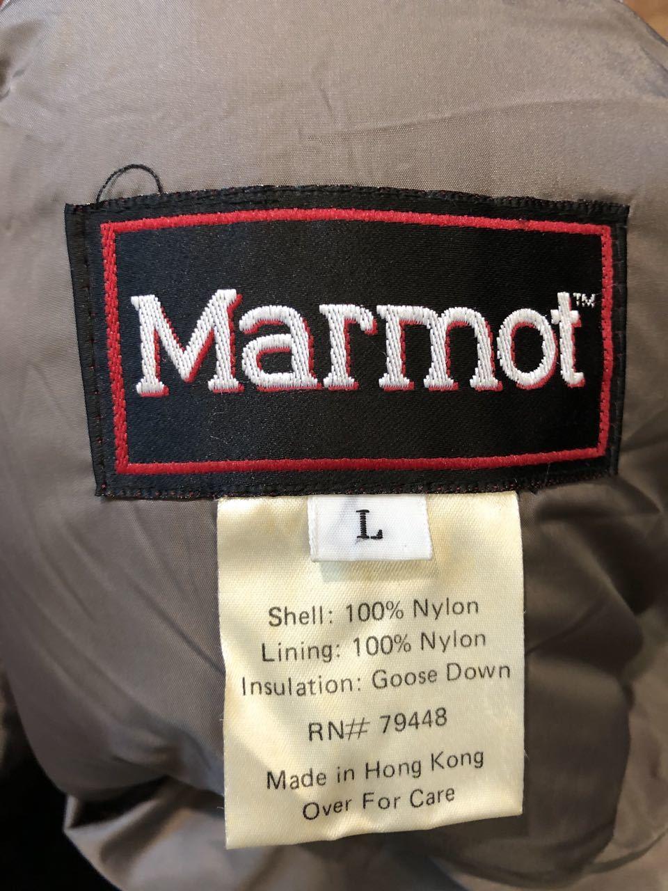 1月9日(木)入荷!MARMOT マーモット ダウンジャケット! _c0144020_17050342.jpg