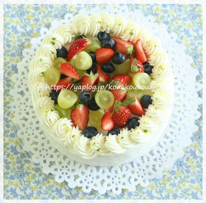 5月のお菓子・5月のデコレーションケーキ_a0392423_00163750.jpg