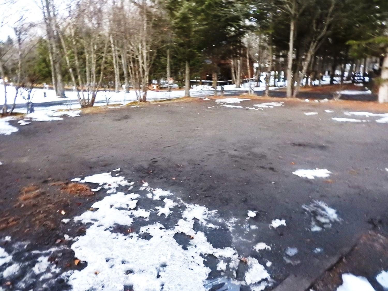 今週末の天気と気温(2020年1月9日)雪解け進む、場内一部ツルツル・どろどろです_b0174425_19254305.jpg