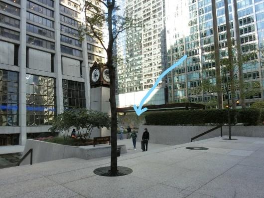 シカゴの街中 ☆ パブリックアート_e0303431_17552168.jpg