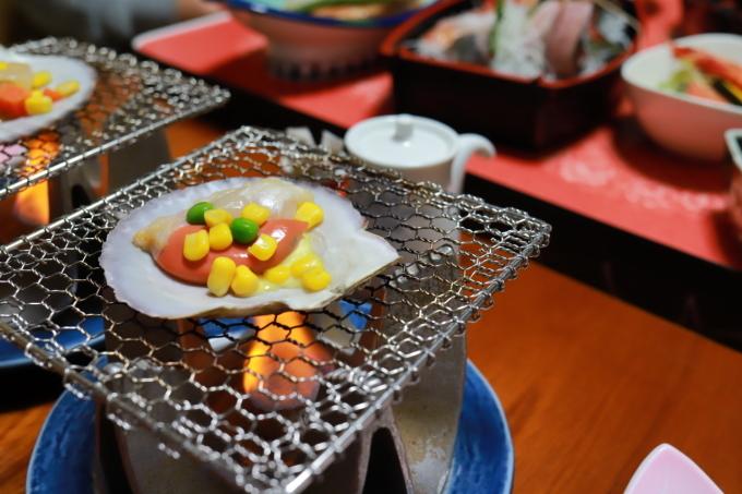 宿のお料理 西伊豆旅行 - 5 -_f0348831_08071262.jpg