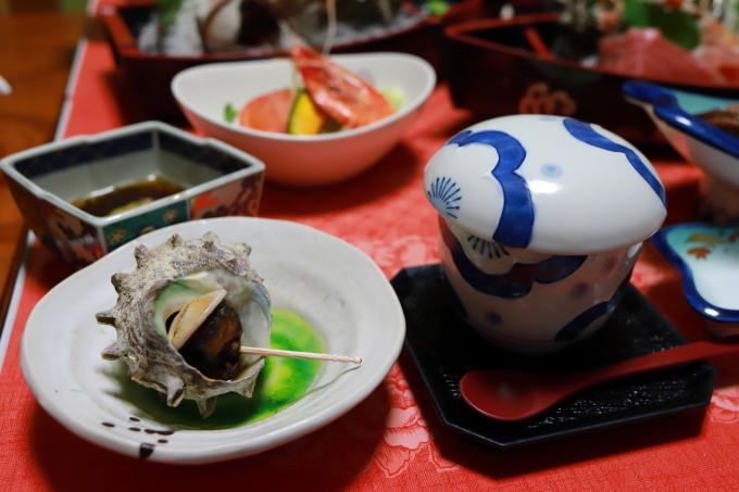 宿のお料理 西伊豆旅行 - 5 -_f0348831_08071763.jpg