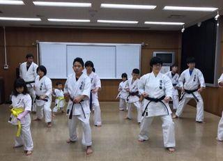 前田教室 手稲教室 初稽古!_c0118332_20224067.jpg