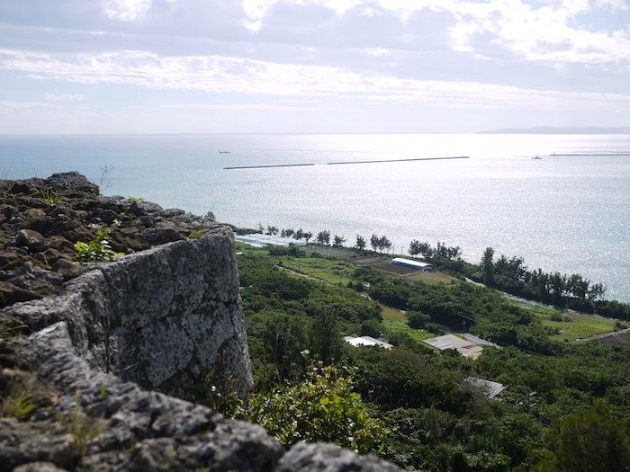 沖縄冬至越えの旅8 世界遺産 勝連城跡へ_e0359436_10464208.jpeg