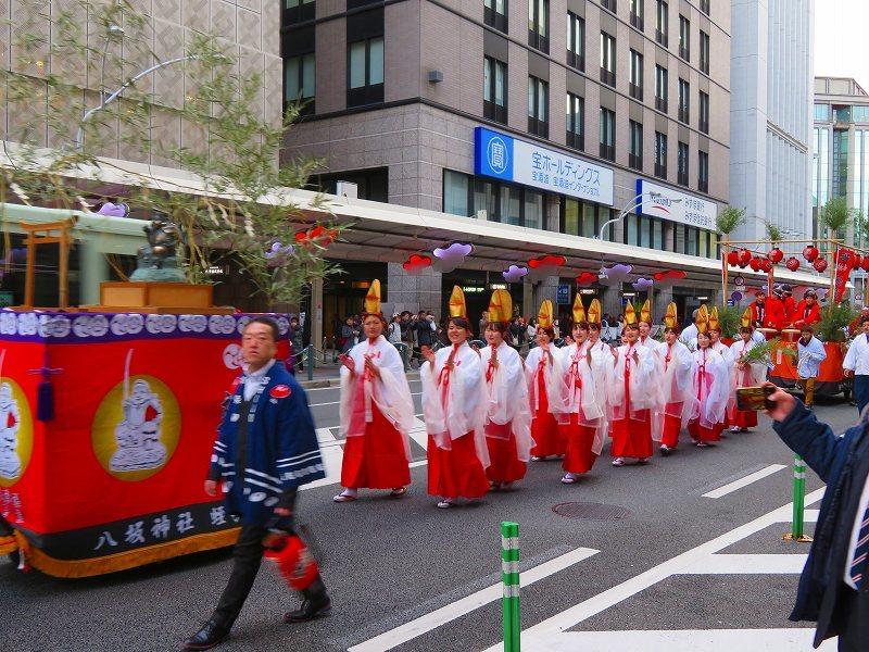 八坂戎子社(祇園えべっさん)戎子船巡行20200109_e0237645_23111312.jpg