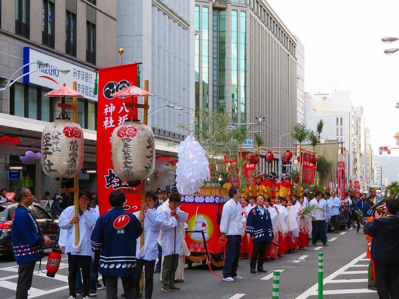 八坂戎子社(祇園えべっさん)戎子船巡行20200109_e0237645_23111334.jpg