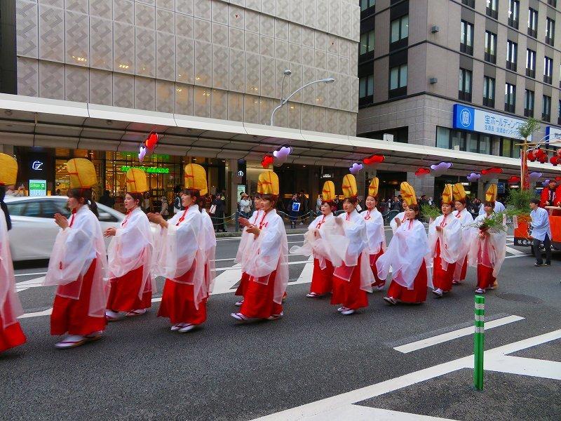 八坂戎子社(祇園えべっさん)戎子船巡行20200109_e0237645_23111371.jpg