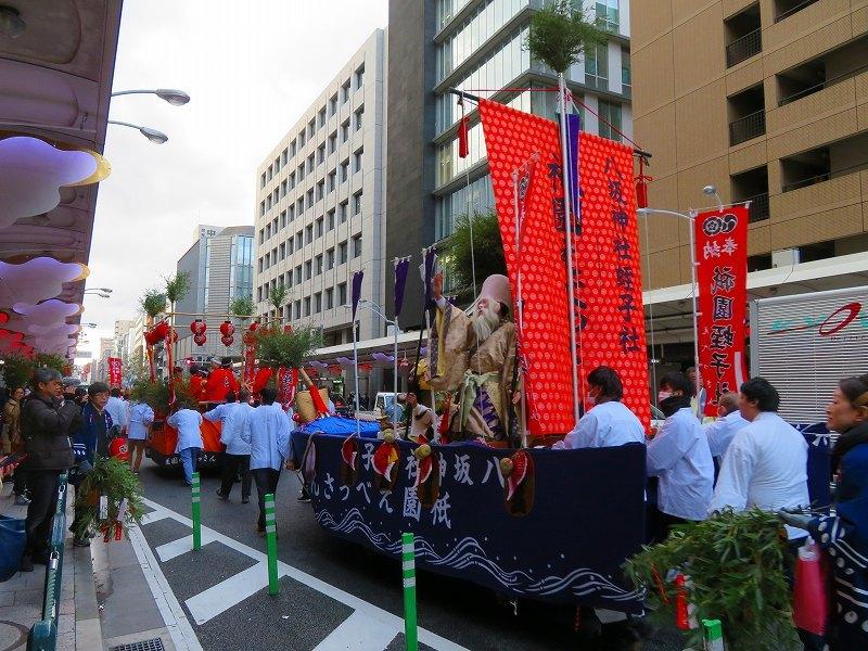 八坂戎子社(祇園えべっさん)戎子船巡行20200109_e0237645_23122278.jpg