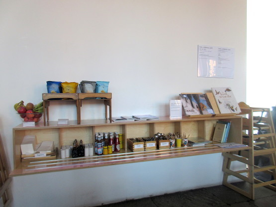 ランチ@カフェ・アット・テイト・リヴァプール/Café at Tate Liverpool(リヴァプール)_e0038047_15060648.jpg