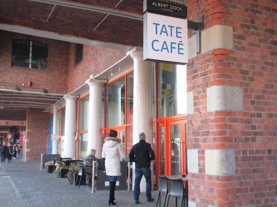 ランチ@カフェ・アット・テイト・リヴァプール/Café at Tate Liverpool(リヴァプール)_e0038047_15105819.jpg